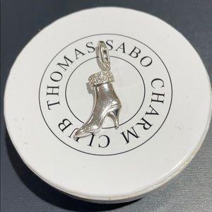 Thomas Sabo fancy boot charm